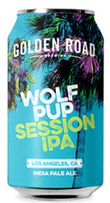 Golden Road Brewing Wolf Pup Session IPA