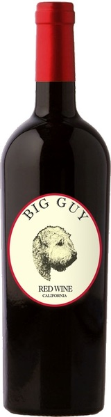 Big Guy Wine Cellars Red 2014