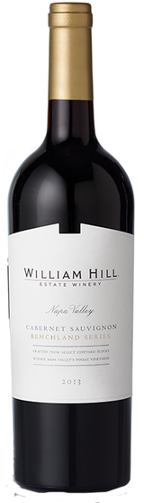 William Hill Benchland Series Cabernet Sauvignon 2013