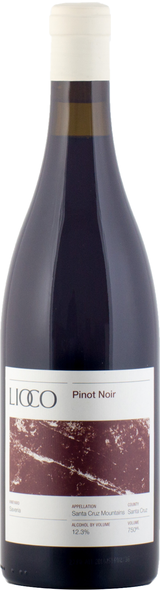 Lioco Saveria Vineyard Pinot Noir 2015