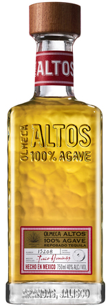 Olmeca Altos Reposado Tequila