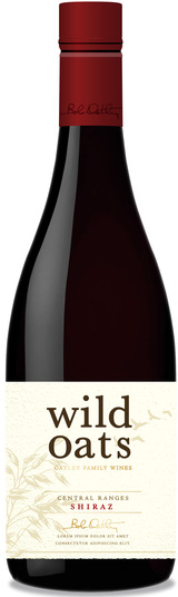 Wild Oats Central Ranges Shiraz 2013