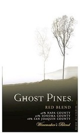 Ghost Pines Red Blend 2014