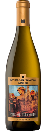 Save Me, San Francisco Calling all Angels Chardonnay 2014