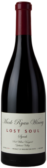 Mark Ryan Lost Soul Syrah 2013