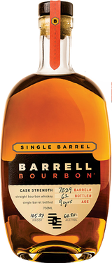 Barrell Craft Spirits Canal's Single Barrel