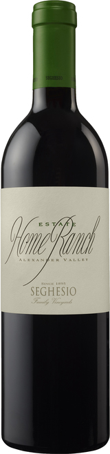 Seghesio Home Ranch Zinfandel 2013