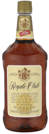 Royale Club Blended Whiskey