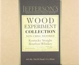 Jefferson's Wood Experiment Collection Non Chill Filtered Kentucky Straight Bourbon
