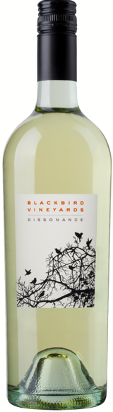 Blackbird Vineyards Dissonance Sauvignon Blanc 2016