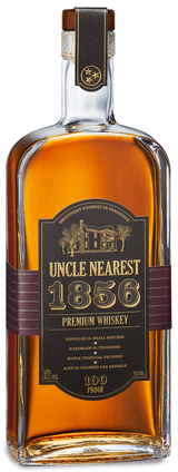 Uncle Nearest 1856 Premium Whiskey 100 Proof
