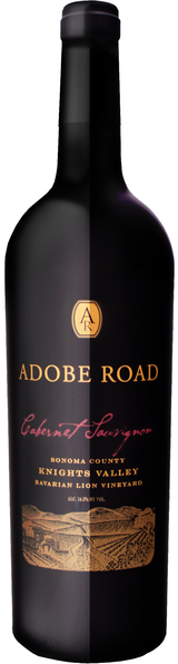 Adobe Road Bavarian Lion Vineyard Cabernet Sauvignon 2014