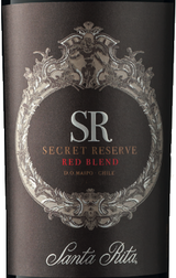 Santa Rita Secret Reserve Red Blend 2015