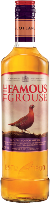 The Famous Grouse Finest Scotch Whisky