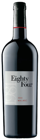 Eighty Four Wines Malbec 2013