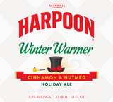 Harpoon Brewery Winter Warmer