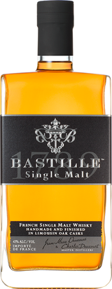 Bastille French Single Malt Whisky