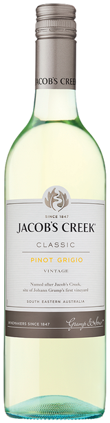 Jacob's Creek Pinot Grigio 2017
