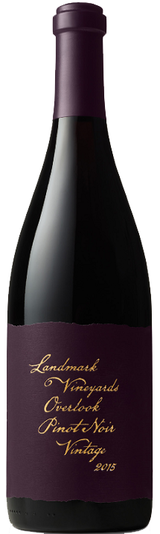 Landmark Vineyards Overlook Pinot Noir 2015