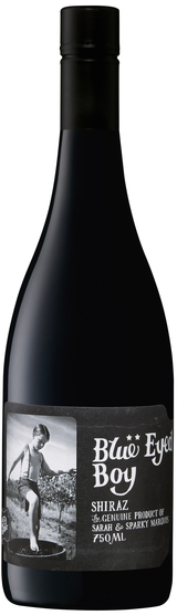 Mollydooker Blue Eyed Boy Shiraz 2016
