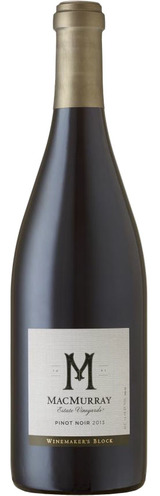 MacMurray Ranch Winemaker's Block Selection Pinot Noir 2013