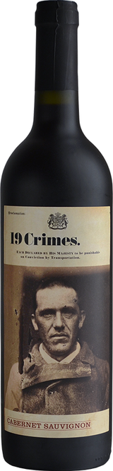 19 Crimes Cabernet Sauvignon 2017