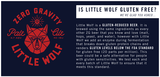 Zero Gravity Little Wolf