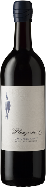 Plungerhead Dry Creek Valley Zinfandel 2015