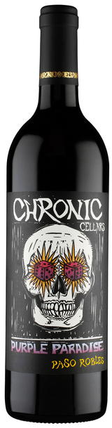 Chronic Cellars Purple Paradise 2016