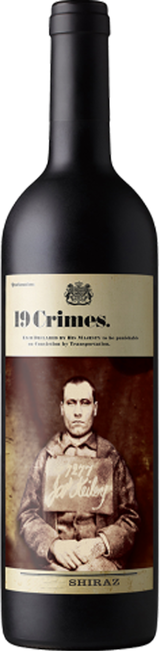 19 Crimes Shiraz 2017