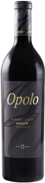 Opolo Summit Creek Merlot 2015