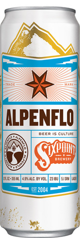 Sixpoint Alpenflo Helles Lager