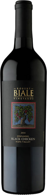 Robert Biale Black Chicken Zinfandel 2016