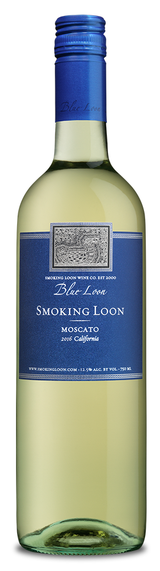 Smoking Loon Moscato 2016