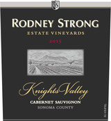 Rodney Strong Knights Valley Cabernet Sauvignon 2015