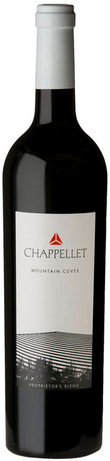 Chappellet Mountain Cuvee 2016