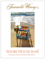 Tomasello Shore House Rose