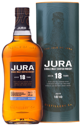 Jura Single Malt Scotch Whisky 18 year old