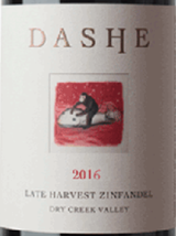 Dashe Cellars Late Harvest Zinfandel 2016