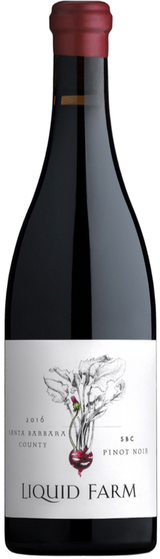 Liquid Farm Santa Barbara County Pinot Noir 2016