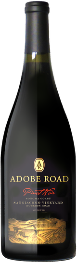 Adobe Road Sangiacomo Vineyard Pinot Noir 2016