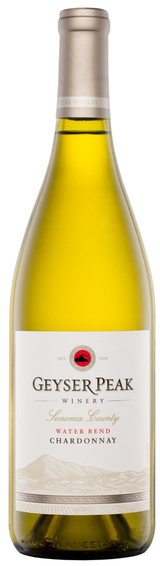 Geyser Peak Block Collection Water Bend Chardonnay 2015
