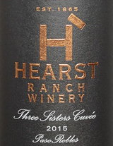 Hearst Ranch Three Sisters Cuvee 2015
