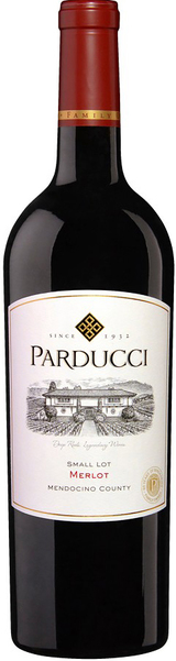 Parducci Small Lot Merlot 2014