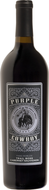 Purple Cowboy Trail Boss Cabernet Sauvignon 2016