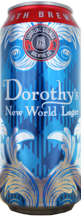Toppling Goliath Brewing Company Dorothy's New World Lager