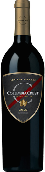 Columbia Crest Grand Estates Limited Release Gold 2016