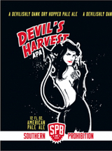 Southern Prohibition Brewing Devil's Harvest APA