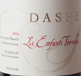 Dashe Cellars Les Enfants Terribles Heart Arrow Ranch Zinfandel 2016