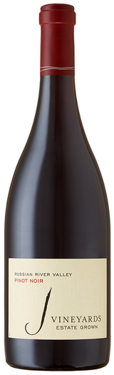 J Vineyards & Winery Russian River Valley Pinot Noir 2016